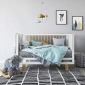 Adairs Baby BonBon nursery set
