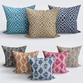 Damron Indoor Outdoor Throw Pillow