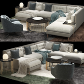 West elm _Sectional
