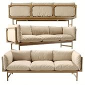 Garsnas-Bleck sofa