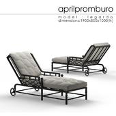 """OM"" Aprilpromburo Legardo chaise_lounge"