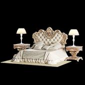 Collezione Imperiale Bed