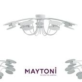 Chandelier Maytoni MOD342-CL-09-W