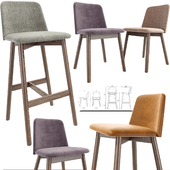 Chip Bar Stool And Dining Chair