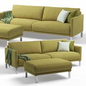 Rolf Benz Cara Sofa 2-seater