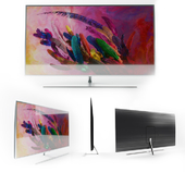 "Samsung TV 75 ""QLED Smart 4K UHD (2018)"
