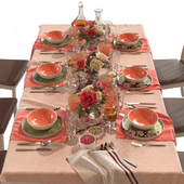 Table setting 02