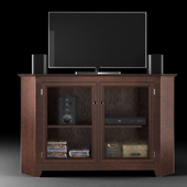 "Cappuccino 55 ""TV Stand"