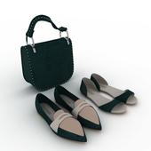 Shoes & bag_set3