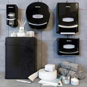 Ksitex_decorative set for bathroom