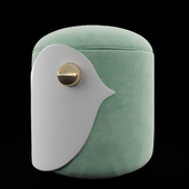 Circu Animal Stool Bird