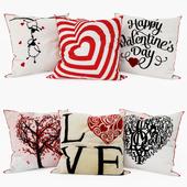 Decorative Pillows set 5