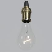 Incandescent lamp for loft compositions