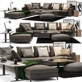 Minotti - Andersen Sofa