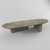 Rustic Stone table