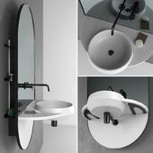Ex.t Arco bathroom set