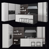 Kitchen Old Line Industrial 3