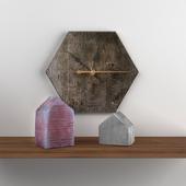 Barns + clock