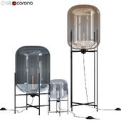 Oda Pulpo Lamp Set