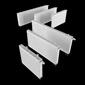 Steel panel radiators PRADO UNIVERSAL