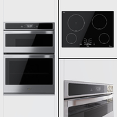 Whirpool - Combined oven WOC97EC0HZ and hob GCI3061XB