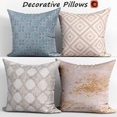 Decorative pillows set 141