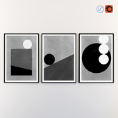 Triple Posters Vol.197