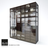 AIR system by ELIO HOME. Translucent.