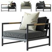 HARBOR / Breeze XL Arm Chair