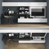 TV stand set 015