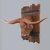 Bull head