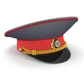 Фуражка сотрудника ГИБДД