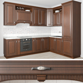Kitchen Interium Classic with Medley Facades