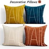 Decorative pillows set 145 West elm