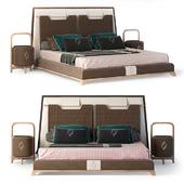 Кровать Techinova - коллекции Fortune II 2018
