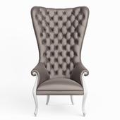 Christopher Guy Elysees high-back chair