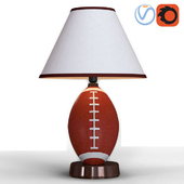 Kickoff Time 13.5 '' Table Lamp