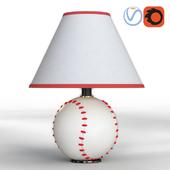 "Tessa Baseball 12 ""Table Lamp"