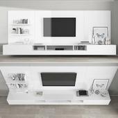 TV stand set 016