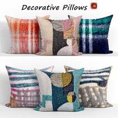 Decorative pillows set 146 West elm