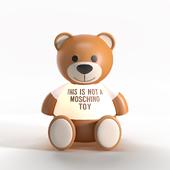 Kartell Moschino bear toy