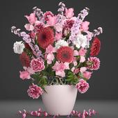 Букет цветов 69.