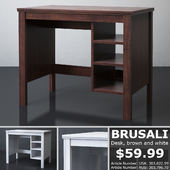 IKEA BRUSALI Desk
