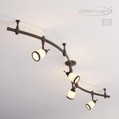 Flexible track ODEON LIGHT 3806 / 4TR LOFIA