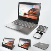 Ноутбук-трансформер HP Chromebook x360