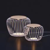 Cage Floor Lamp