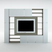 TV shelf sbr
