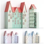 Сhildren's cabinets-houses part 2