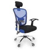 Рабочее кресло, AL778 Blue