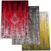 Louis de poortere carpets from the Fading World Generation collection